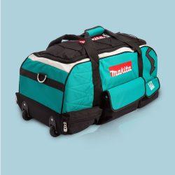 Toptopdeal-Makita LXT600 Heavy Duty LXT 26″ Padded Tool Bag WHEELS 831279-0