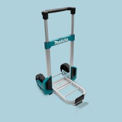 Toptopdeal-Makita TR00000001 Foldable MakPac Trolley Sack Truck With Belt
