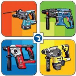 SDS Plus Hammers