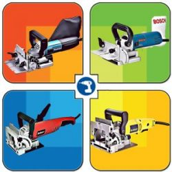 Biscuit Jointers Corded