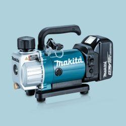 Toptopdeal-Makita DVP180Z Vacuum Pump, 18 V, Multi-Colour