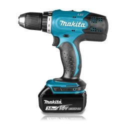 Toptopdeal India- makita 13mm cordless hammer driver drill dhp483rfe